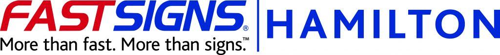 FAST SIGNS HAMILTON logo