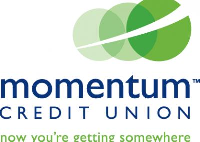 Momentum credit union logo